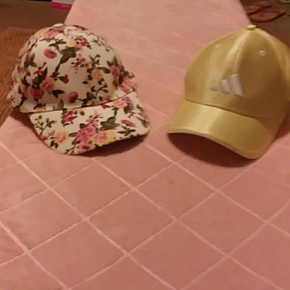 adidas Accessories - Set of 2 name brand baseball caps